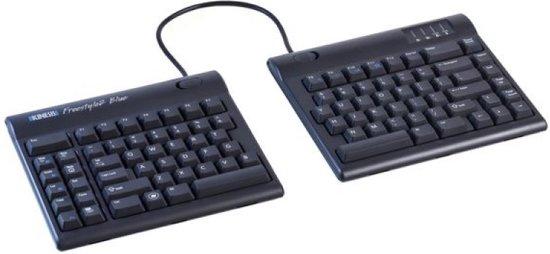 FreeStyle 2 verstelbaar toetsenbord Bluetooth PC