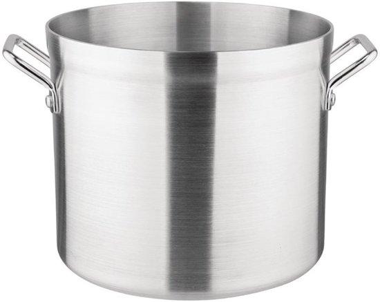 Vogue aluminium kookpan middel 28 cm