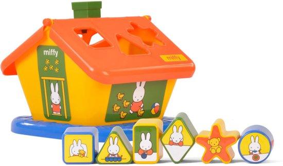 Afbeelding van Polesie Nijntje Vormenhuis Afmeting artikel: 22 x 20,5 x 18 cm speelgoed