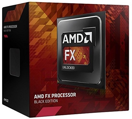 AMD FX 6300 3.5GHz 8MB L3 Box
