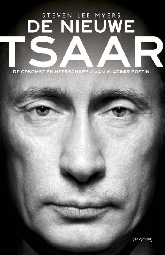 Boek cover De nieuwe tsaar van Steven Lee Myers (Paperback)