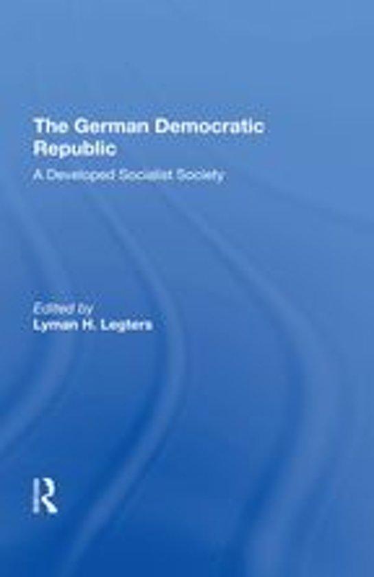 German Democratic Republ/h
