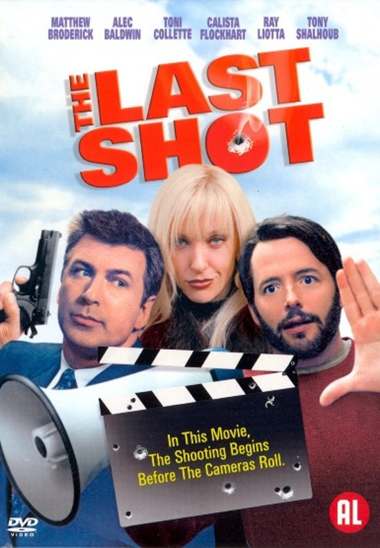 Cover van de film 'Last Shot'