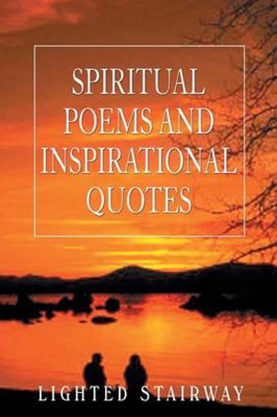 Image of: Higher Consciousness Samenvatting Bolcom Bolcom Spiritual Poems And Inspirational Quotes 9781403341587