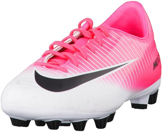 finest selection dc602 3d5ad Nike Mercurial Victory VI AG-Pro Voetbalschoenen - Maat 36 - Unisex - roze