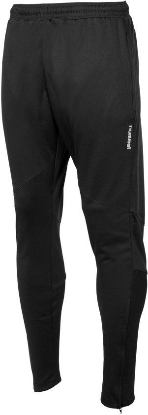 hummel Authentic Fitted Pants Sportbroek Kinderen - Black