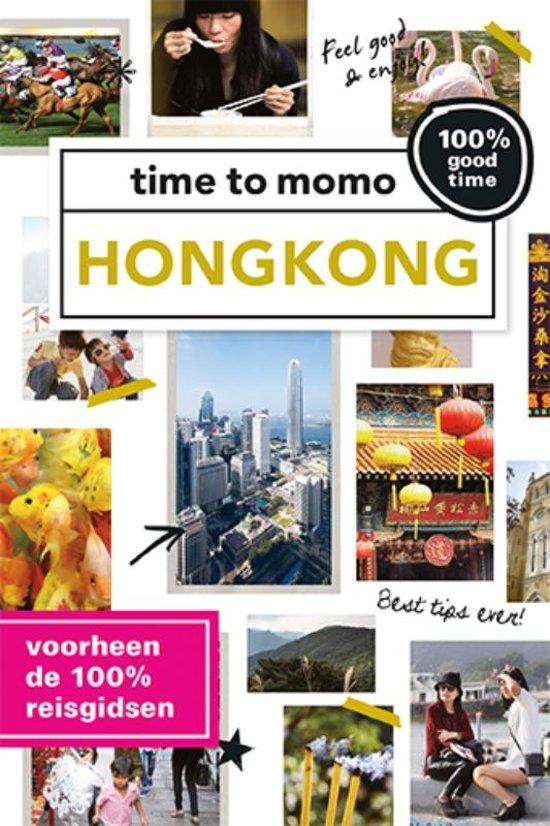 Time to momo - Hongkong