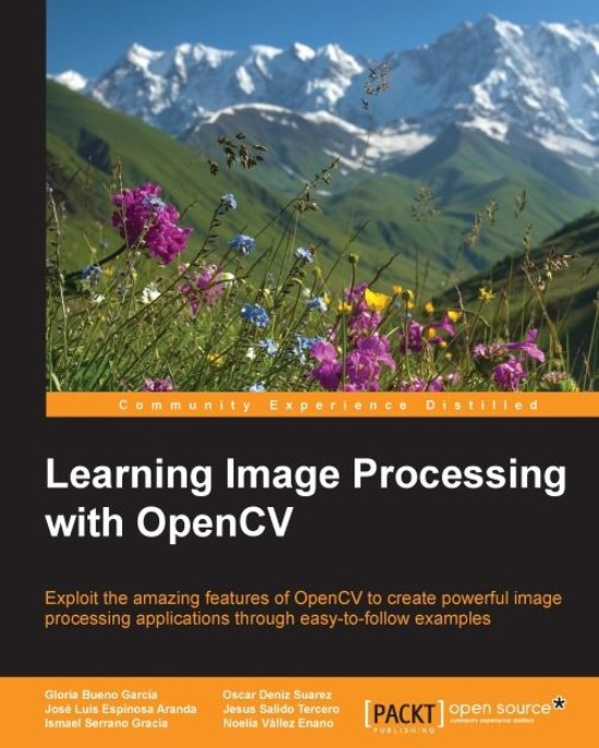 Learning Image Processing with OpenCV