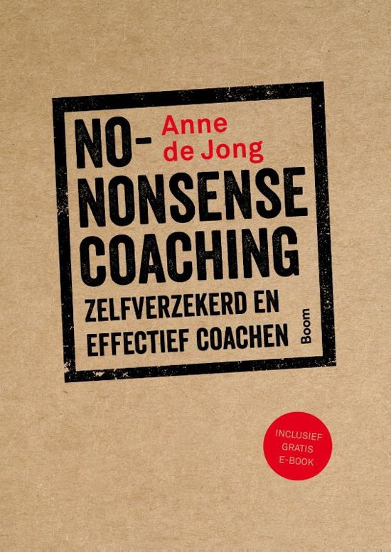 No-nonsense coaching