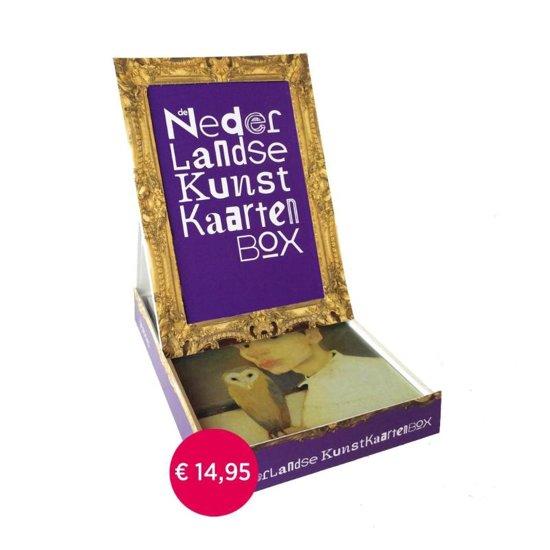 De Nederlandse Kunst Kaartenbox