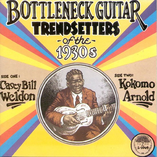 Bottleneck Guitar Trendse