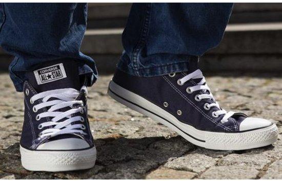 Taylor All Converse Maat Unisex Star 5 Sneakers 37 Chuck Navy 4Aq5wqU