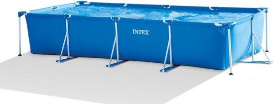 Intex zwembad Frame 450 x 220 x 84 cm top formaat