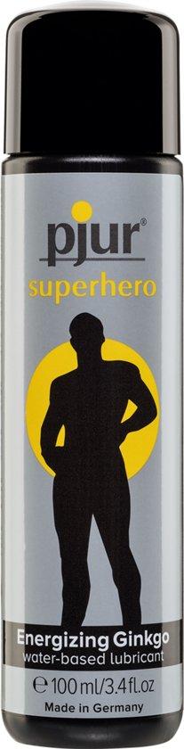 Pjur Superhero Ginkgo Glijmiddel - 100 ml