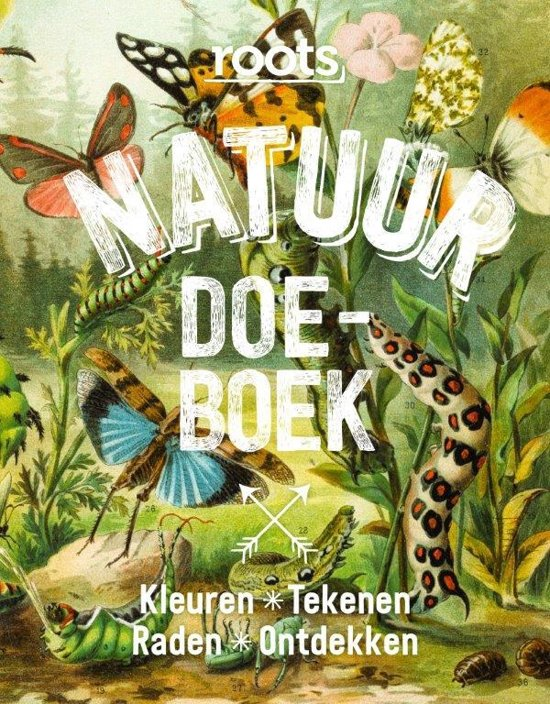 Afbeelding van Roots Natuur Doe-boek