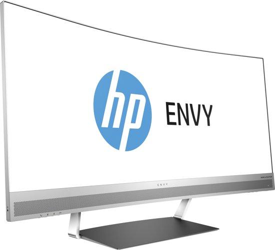 HP Envy 34 - Curved WQHD Monitor