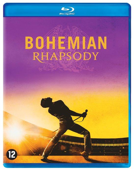 DVD cover van Bohemian Rhapsody (Blu-ray)
