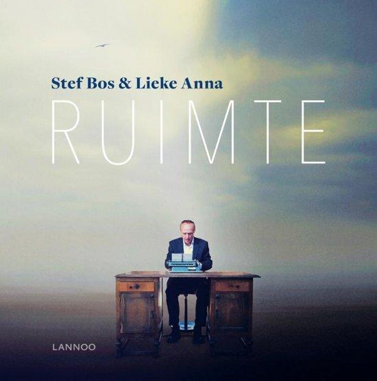 Boek cover Ruimte van Stef Bos (Hardcover)