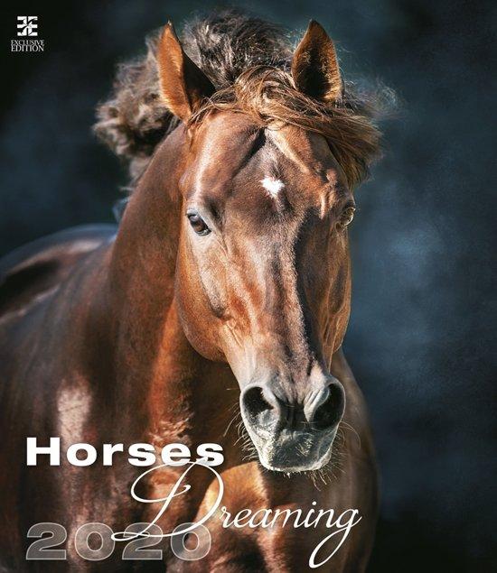 Paarden - Horses Dreaming Kalender 2020