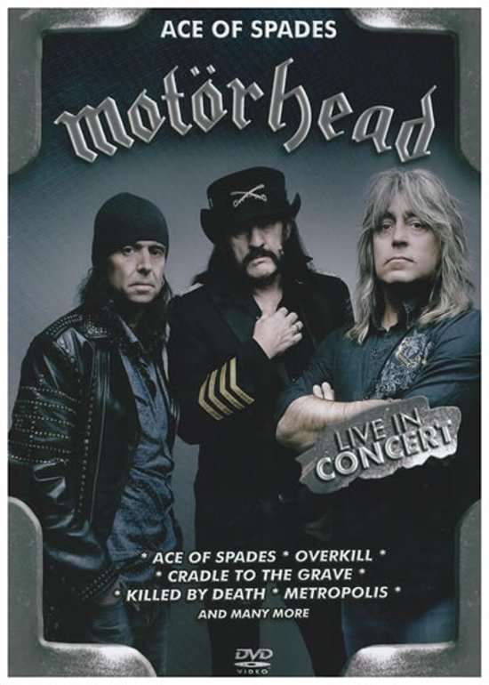 Ace Of Spades - Live In Concert