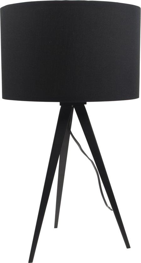 Zuiver Tripod Tafellamp - Zwart
