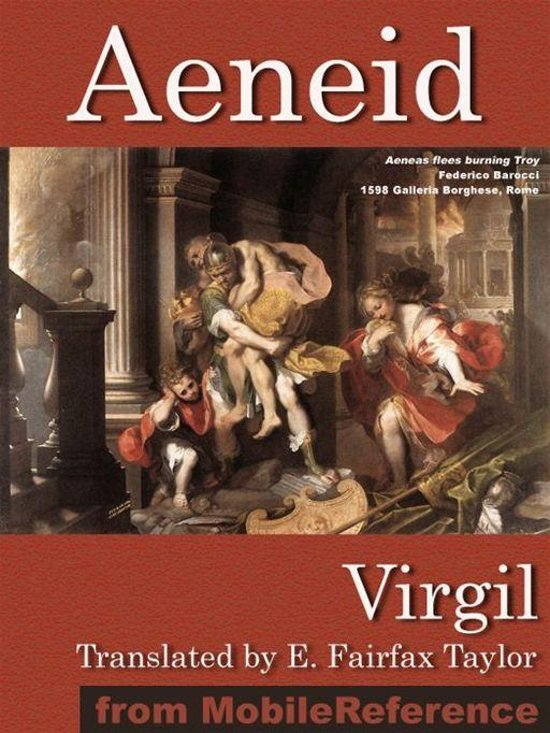 the journey of aeneas through italy in virgils aeneid Related to aeneas through their common and one-dimensional character in the aeneid, even more so than creusa, aeneas's of the trojans's voyage to italy.