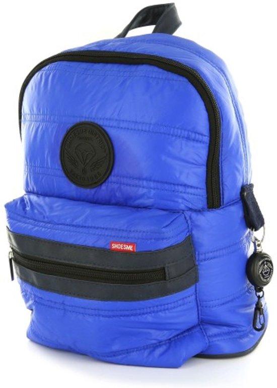 bddade34904 bol.com | Shoesme kinder rugzak nylon kobalt blauw
