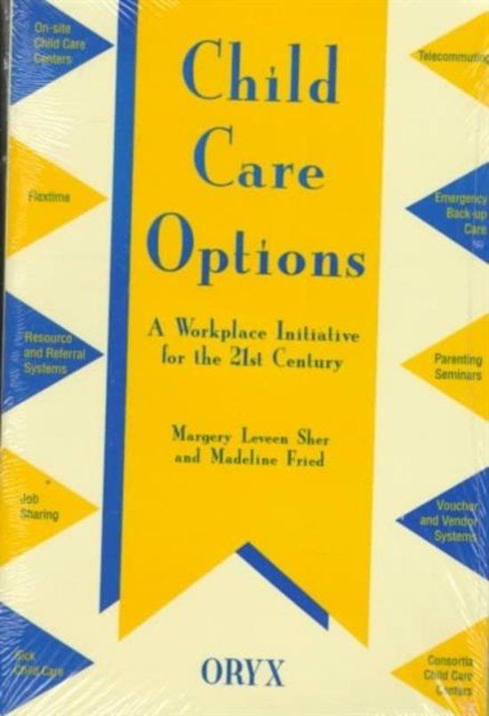 Child Care Options
