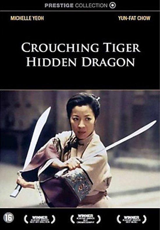 Cover van de film 'Crouching Tiger, Hidden..'