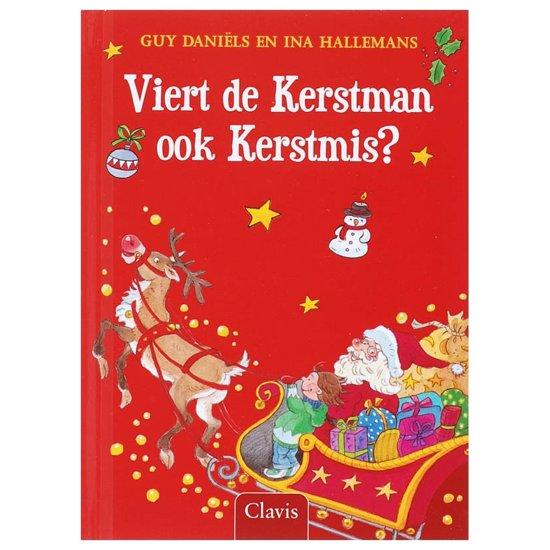 Viert de Kerstman ook Kerstmis? Mini