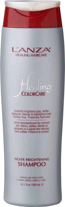 Healing ColorCare Silver Brightening Shampoo 300 ml