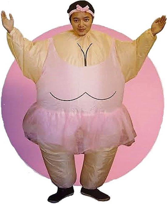 Goede bol.com | Ballerina Opblaasbaar Pak - One size, RoHS | Speelgoed MK-44