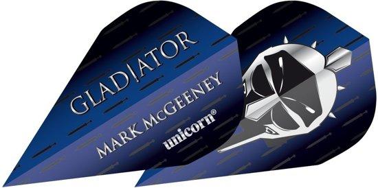Unicorn Authentic 100 Marc Mcgeeney Flights Paars