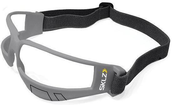 0dd997a334e8c6 SKLZ Court Vision dribbel bril - Sportbril - Volwassenen - Lenscat. 3 - ☀ -
