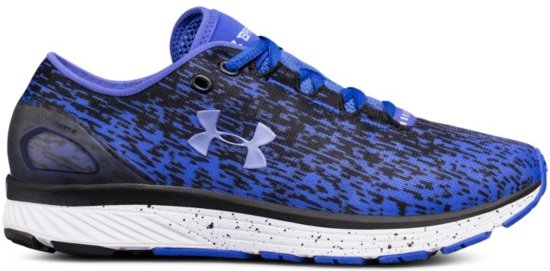 Under Armour W Charged Bandit 3 Ombre Hardloopschoenen - Dames - Maat 38.5 - Jupiter Blue