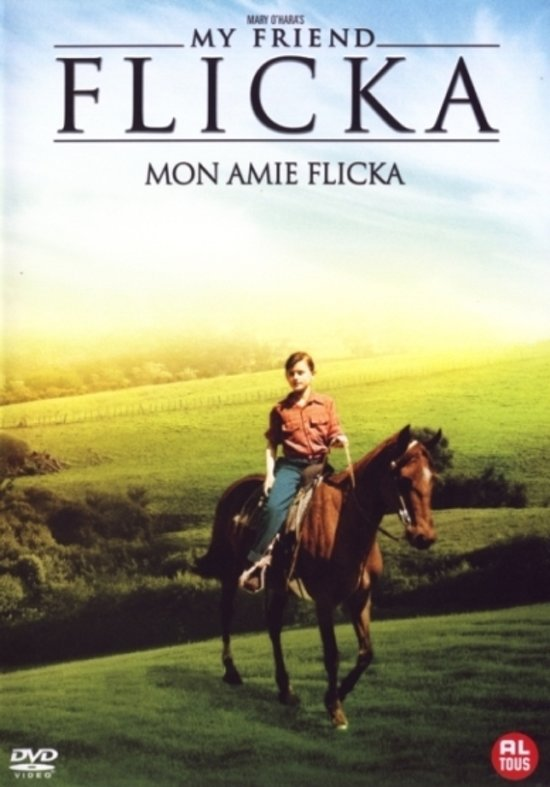 Cover van de film 'My Friend Flicka'
