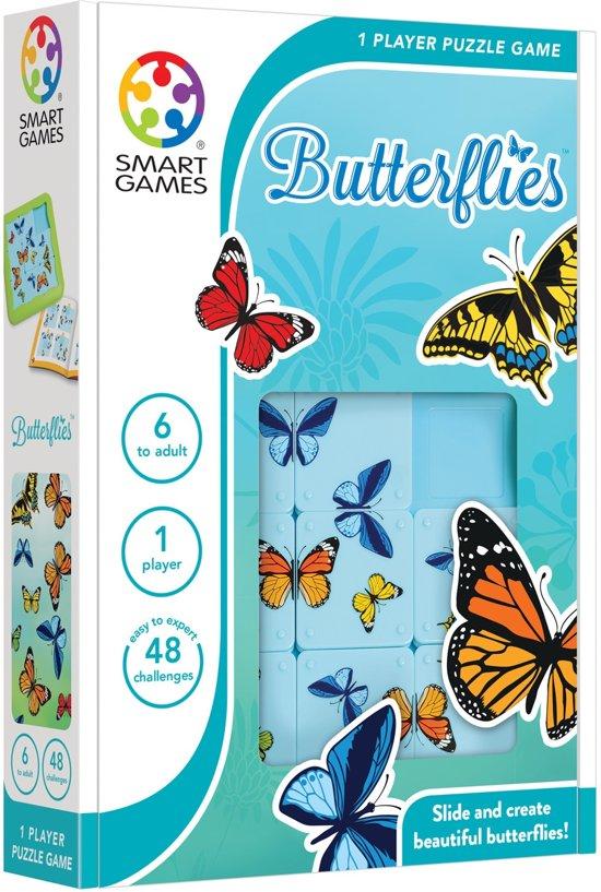 Afbeelding van het spel Butterflies