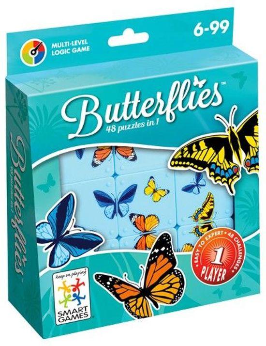 Thumbnail van een extra afbeelding van het spel Butterflies