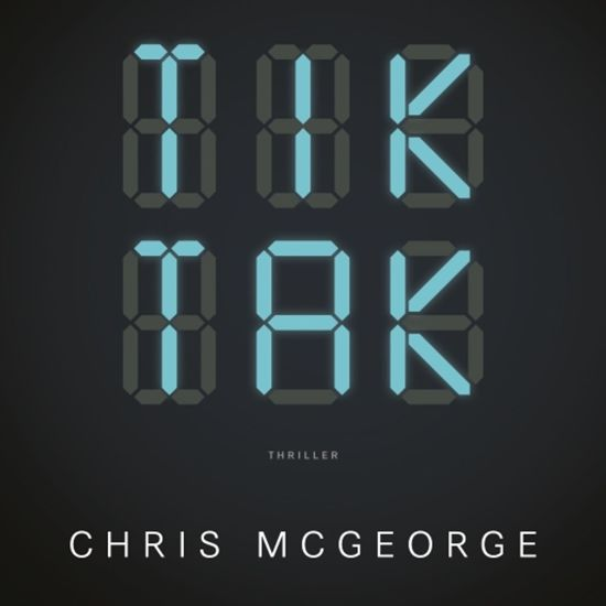 Boek cover Tik Tak van Chris McGeorge (Onbekend)