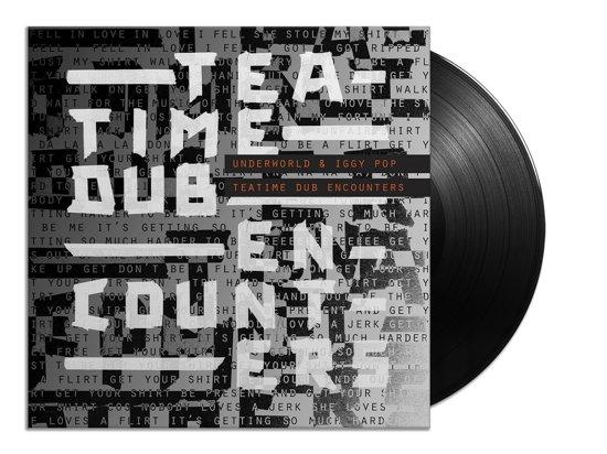 Afbeeldingsresultaat voor Underworld X Iggy Pop-Teatime Dub Encounters