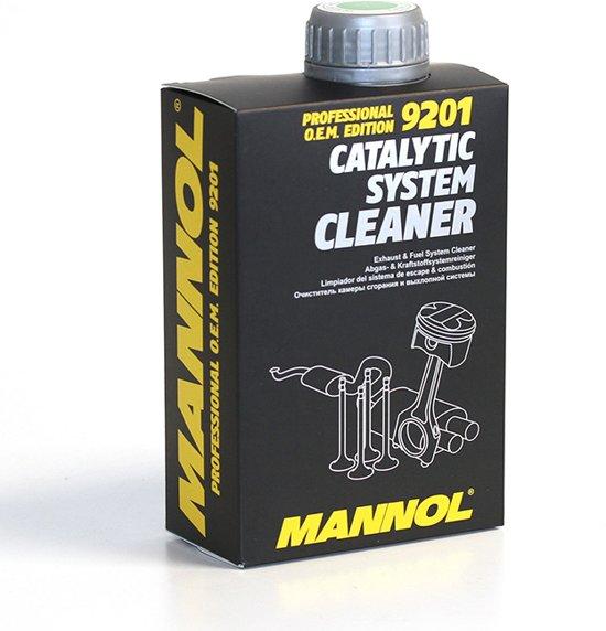 Katalysator Systeem Reiniger 500ml 9201 – Mannol