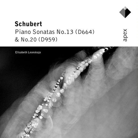 Schubert: Piano Sonatas D 664 & D 959 / Elisabeth Leonskaja
