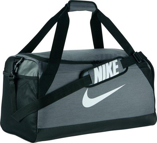 4a26f236936 bol.com | Nike Brasilia Medium Sporttas - Grijs