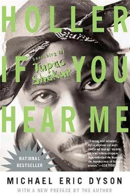 Boek cover Holler If You Hear Me van Michael Dyson (Paperback)