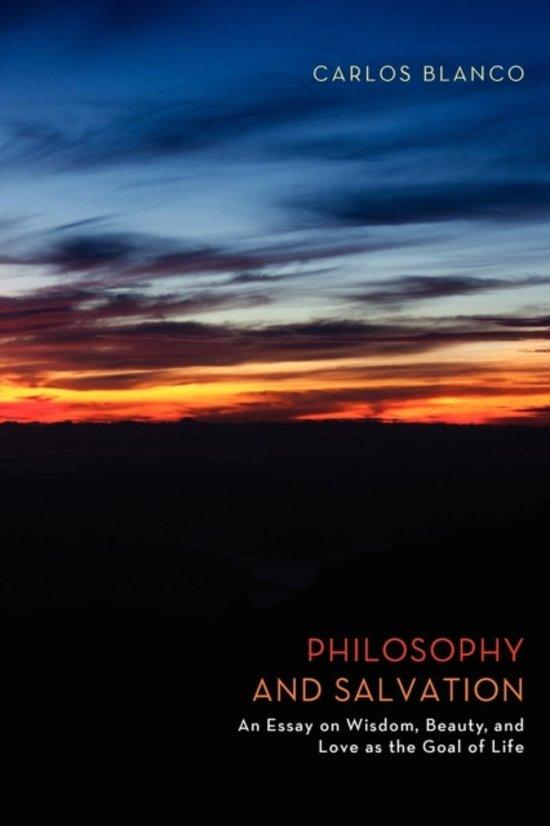philosophy in life essay