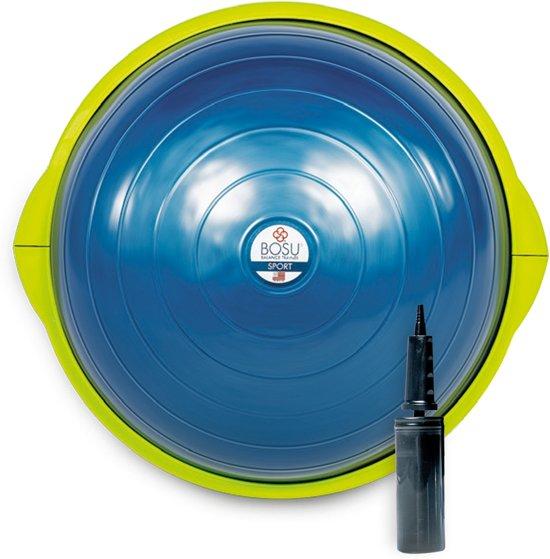 BOSU Balance Trainer Sport Edition l blauw