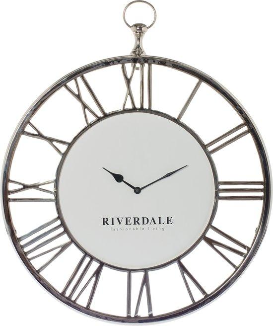 Riverdale Luton Wandklok à 60 cm