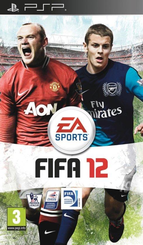 Fifa 12 /PSP