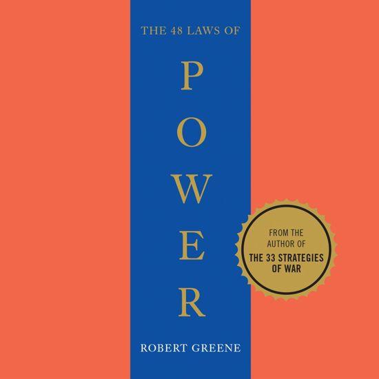 Boek cover The 48 Laws of Power van Robert Greene (Onbekend)