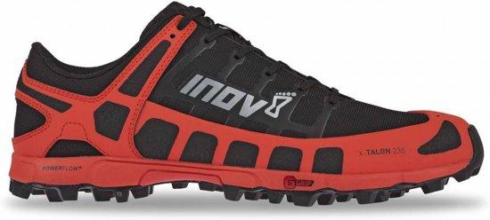 13a92d33498 Inov-8 X-TALON 230 - Men's - BLACK/RED - EU47 /